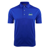 Royal Dry Mesh Polo-Secondary Logo