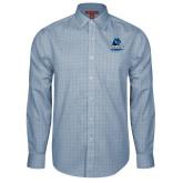 Red House Light Blue Plaid Long Sleeve Shirt-Primary Logo