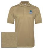 Vegas Gold Dry Mesh Polo-Primary Logo