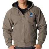 DRI DUCK Cheyenne Gravel Hooded Jacket-Primary Logo