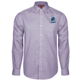 Red House Purple Plaid Long Sleeve Shirt-Primary Logo