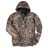 DRI DUCK Cheyenne Realtree Xtra Hooded Jacket-Primary Logo