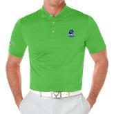 Callaway Opti Vent Vibrant Green Polo-Primary Logo