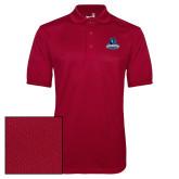 Cardinal Dry Mesh Polo-Primary Logo