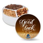 Deluxe Mix Good Luck Tin-Primary Logo