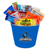 Metal Gift Bucket w/Neoprene Cover-Primary Logo