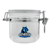 Round Canister 34oz-Primary Logo