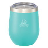 Corzo Vacuum Insulated Mint Cup 12oz-Primary Logo Engraved