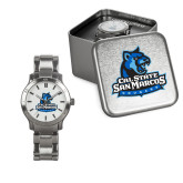 Ladies Stainless Steel Fashion Watch-Primary Logo
