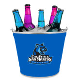 Metal Ice Bucket w/Neoprene Cover-Primary Logo