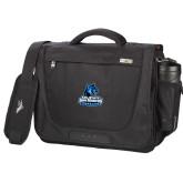 High Sierra Black Upload Business Compu Case-Primary Logo