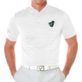 Callaway Opti Vent White Polo-Spartan w/ Shield