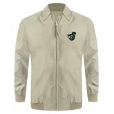 Khaki Players Jacket-Spartan w/ Shield