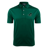 Dark Green Dry Mesh Polo-Spartan Head