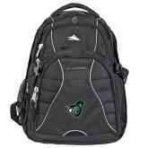 High Sierra Swerve Compu Backpack-Spartan w/ Shield