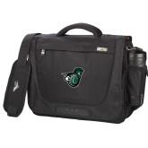 High Sierra Black Upload Business Compu Case-Spartan w/ Shield