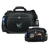 Hive Checkpoint Friendly Black Compu Case-Spartan w/ Shield