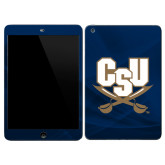 iPad Mini 3 Skin-CSU-Swords Logo