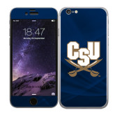iPhone 6 Skin-CSU-Swords Logo