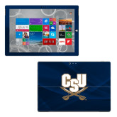 Surface Pro 3 Skin-CSU-Swords Logo