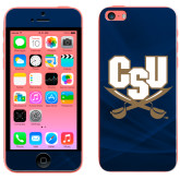 iPhone 5c Skin-CSU-Swords Logo