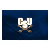 Generic 17 Inch Skin-CSU-Swords Logo