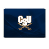 MacBook Pro 13 Inch Skin-CSU-Swords Logo