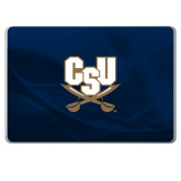 MacBook Pro 15 Inch Skin-CSU-Swords Logo