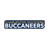 Small Decal-Charleston Southern Buccaneers, 6in Wide