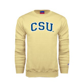 Champion Vegas Gold Fleece Crew-CSU Arched