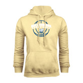 Champion Vegas Gold Fleece Hood-Buccaneers Basketball Arched