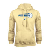 Champion Vegas Gold Fleece Hood-Buccaneers Baseball Flying Ball
