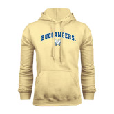 Champion Vegas Gold Fleece Hood-Buccaneers Arched