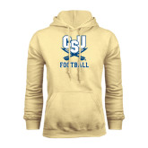 Champion Vegas Gold Fleece Hood-Football
