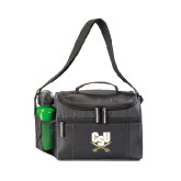 Edge Black Cooler-CSU-Swords Logo