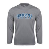 Syntrel Performance Steel Longsleeve Shirt-Charleston Southern Buccaneers