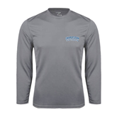 Performance Steel Longsleeve Shirt-Baseball
