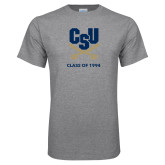 Grey T Shirt-Class of … Personalized Year
