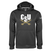Under Armour Carbon Performance Sweats Team Hoodie-Primary Athletic Mark