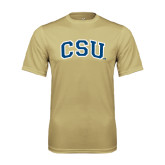 Syntrel Performance Vegas Gold Tee-CSU Arched