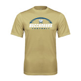 Syntrel Performance Vegas Gold Tee-Buccaneers Football Horizontal