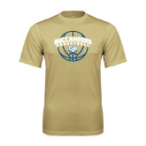 Syntrel Performance Vegas Gold Tee-Buccaneers Basketball Arched