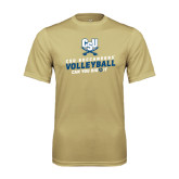 Syntrel Performance Vegas Gold Tee-Volleyball Can You Dig It
