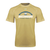 Under Armour Vegas Gold Tech Tee-Buccaneers Football Horizontal
