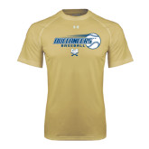Under Armour Vegas Gold Tech Tee-Buccaneers Baseball Flying Ball