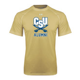 Under Armour Vegas Gold Tech Tee-Alumni