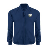 Navy Players Jacket-CSU-Swords Logo