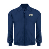 Navy Players Jacket-Charleston Southern Arched
