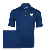 Callaway Tonal Navy Polo-CSU-Swords Logo
