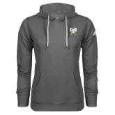 Adidas Climawarm Charcoal Team Issue Hoodie-Primary Athletic Mark